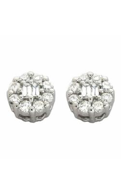 S. Kashi And Sons Fashion Earrings E7464WG product image