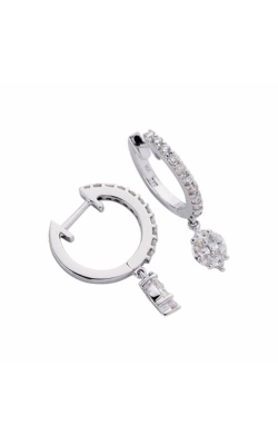 S. Kashi and Sons Fashion Earrings E7480WG product image