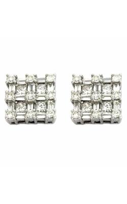 S. Kashi And Sons Fashion Earrings E7570WG product image