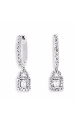 S. Kashi And Sons Fashion Earrings E7638WG product image
