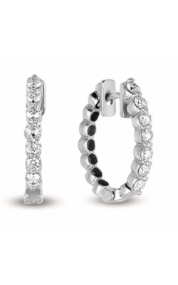 OPJ Signature Hoop Earrings E7666WG product image