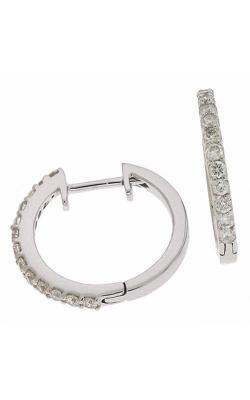 S. Kashi and Sons Huggies Earrings E7465WG product image