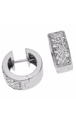 S Kashi & Sons Huggies Earrings E7541WG product image