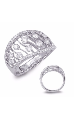 S Kashi & Sons Vintage Fashion Ring D4441WG product image