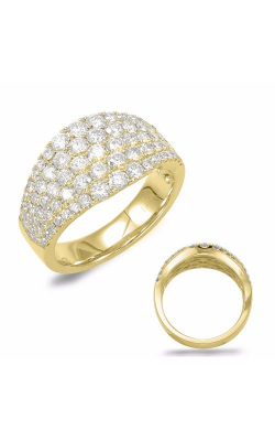 S. Kashi and Sons Diamond Fashion Ring D4391YG product image