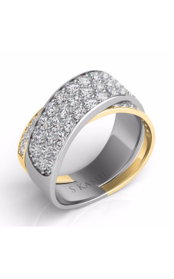 S Kashi & Sons Diamond Fashion Ring D4271YW product image
