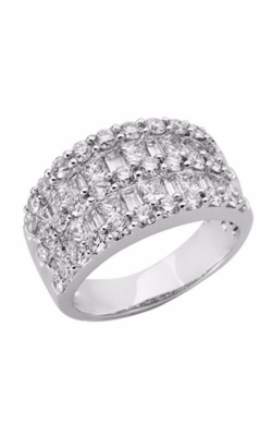 OPJ Signature Vintage Fashion Ring D3795WG product image