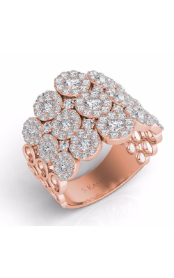 S Kashi & Sons Diamond Fashion Ring D4310RG product image