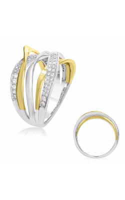 S. Kashi and Sons Diamond Fashion Ring D4484YW product image