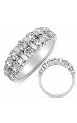S Kashi & Sons Diamond Fashion Ring D3017-2WG product image
