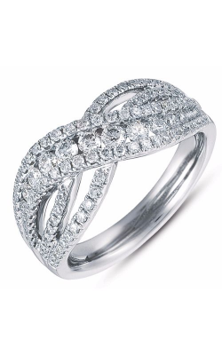 S Kashi & Sons Diamond Fashion Ring D4159WG product image