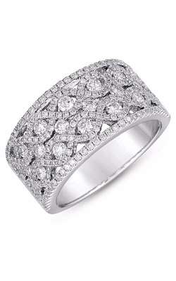 S Kashi & Sons Diamond Fashion Ring D4219WG product image