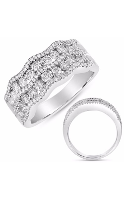 S Kashi & Sons Diamond Fashion Ring D4303WG product image