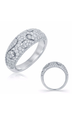 S Kashi & Sons Diamond Fashion Ring D4431WG product image