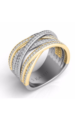 S. Kashi and Sons Diamond Fashion Ring D4167YW product image