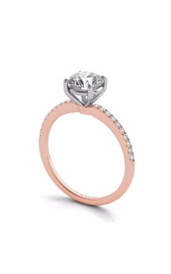 S Kashi & Sons Side Stone - Prong Set Engagement Ring EN7470RG product image