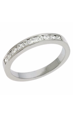 S. Kashi and Sons Channel Wedding Band EN6195-BWG product image