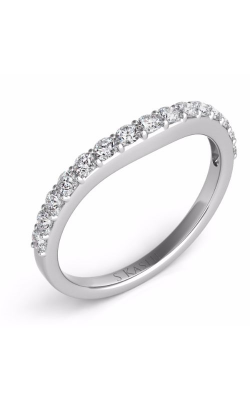 OPJ Signature Curved Wedding Band EN6999-BWG product image