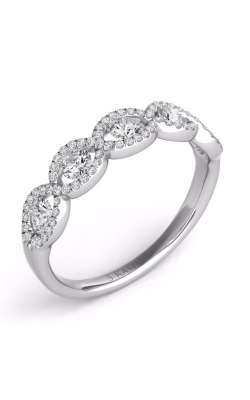 Deutsch & Deutsch Bridal Stackables Wedding Band D4330WG product image