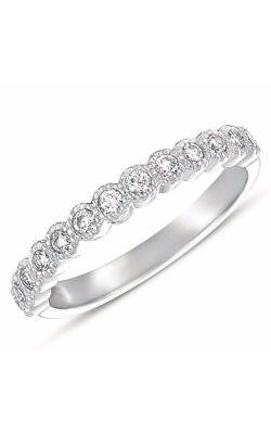 S. Kashi and Sons Stackables Wedding Band EN7382-BWG product image