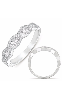S. Kashi and Sons Stackables Wedding Band D4249WG product image
