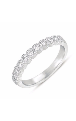 S. Kashi and Sons Stackables Wedding Band EN7383-BWG product image