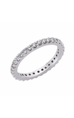 Deutsch & Deutsch Bridal Eternity Bands Wedding band D3518-7WG product image