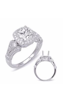 S. Kashi and Sons Vintage Engagement Ring EN7750-1WG product image