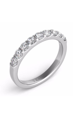 S Kashi & Sons Prong Set Wedding band EN7164-BWG product image