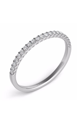 S. Kashi and Sons Prong Set Wedding Band EN7593-BWG product image