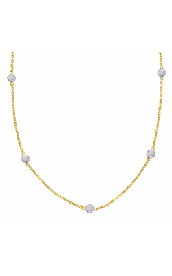 OPJ Signature Diamond Necklace N1077-2.0MYG product image