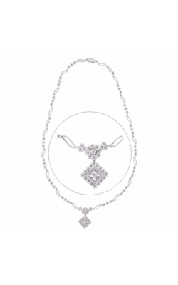 S. Kashi and Sons Diamond Necklace N1173WG product image