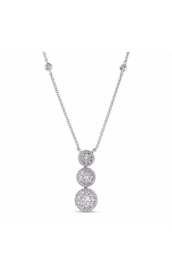 S. Kashi and Sons Diamond Necklace N1192WG product image