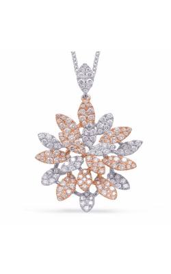 S. Kashi and Sons Fashion Diamond Pendant P3218RW product image