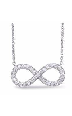 S. Kashi and Sons Infinity Necklace N1202WG product image