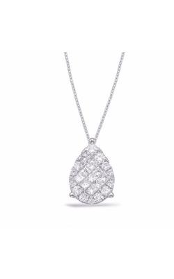 S. Kashi And Sons Diamond Pendant P3226WG product image