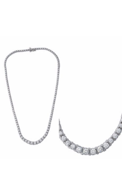 S. Kashi And Sons Tennis Necklace N1137WG product image