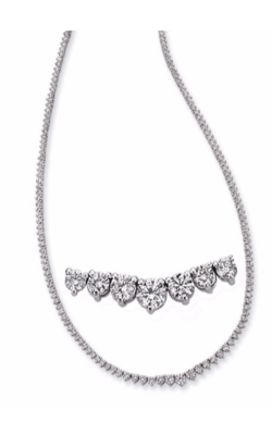 S. Kashi And Sons Tennis Necklace N1144WG product image