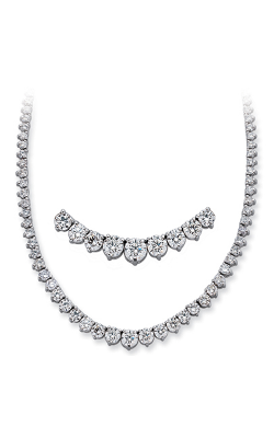 S. Kashi And Sons Tennis Necklace N1183WG product image