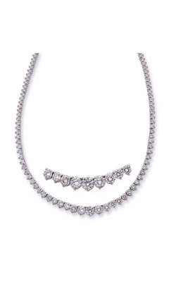 S. Kashi And Sons Tennis Necklace N1185WG product image