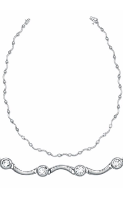 S. Kashi And Sons Diamond Necklace NX1100WG product image