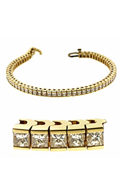 S. Kashi and Sons Diamond Bracelet B 143-5.75 product image