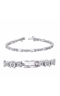 S. Kashi And Sons Diamond Bracelet B 42-DWG product image