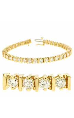 S. Kashi And Sons Diamond Bracelet B4009-5 product image