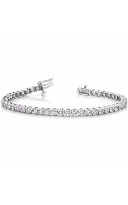 S. Kashi and Sons Diamond Bracelet B4011-4WG product image