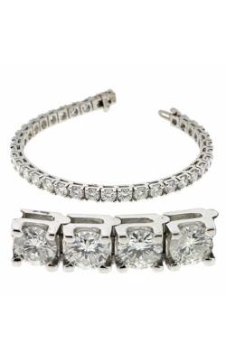 S Kashi & Sons Diamond Bracelet B4012-11WG product image