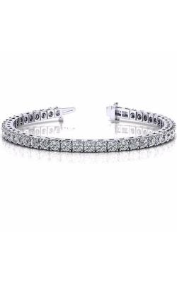 S Kashi & Sons Diamond Bracelet B4012-3WG product image
