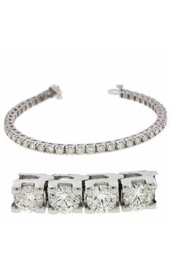 S Kashi & Sons Diamond Bracelet B4012-6WG product image