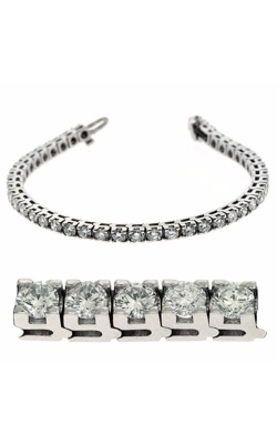 S. Kashi and Sons Diamond Bracelet B4012-7WG product image
