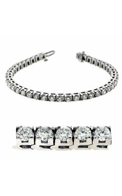 S Kashi & Sons Diamond Bracelet B4012-8WG product image